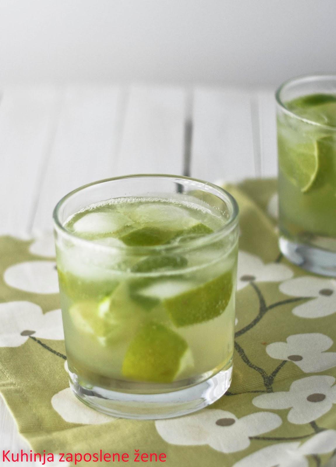 Koktel sa ruzmarinom / Cocktail with rosemary