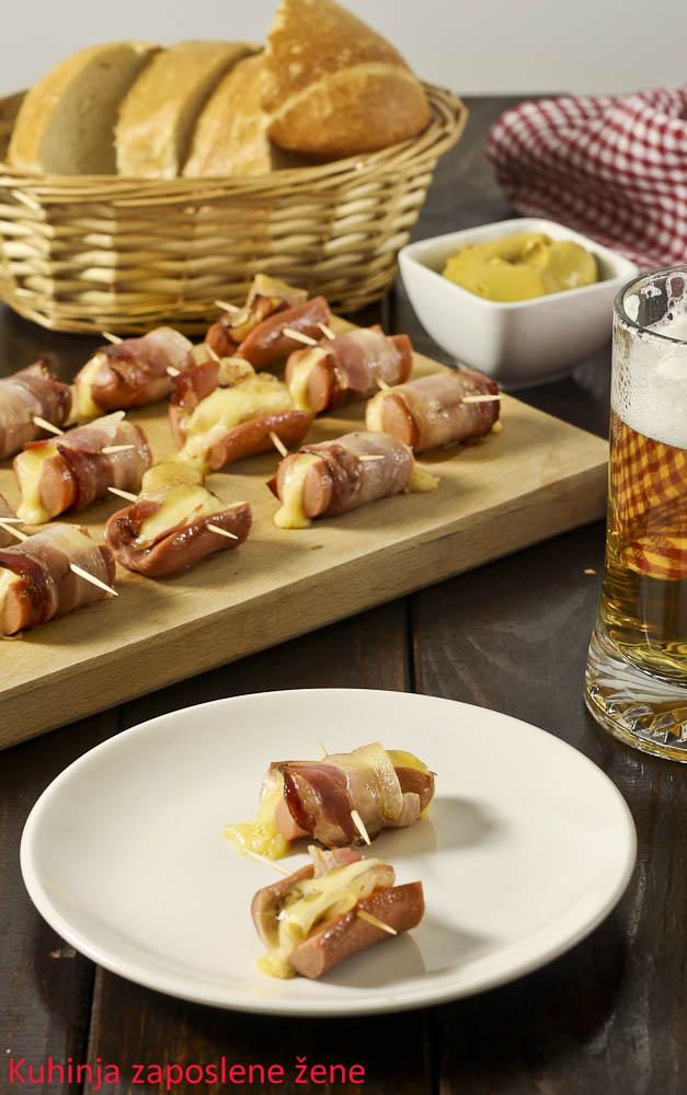 Koktel viršle / Party wieners