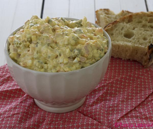 Ruska salata / Salad Olivier