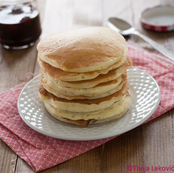 Američke palačinke / Pancakes