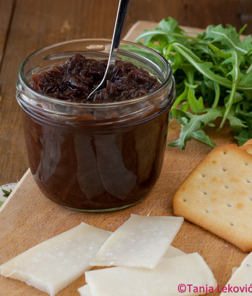 Džem od luka / Onion jam