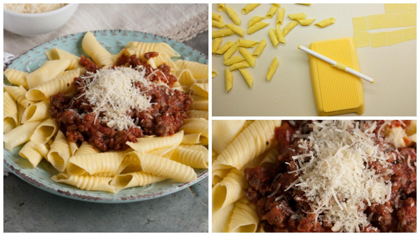 Domaća testenina / Homemade pasta