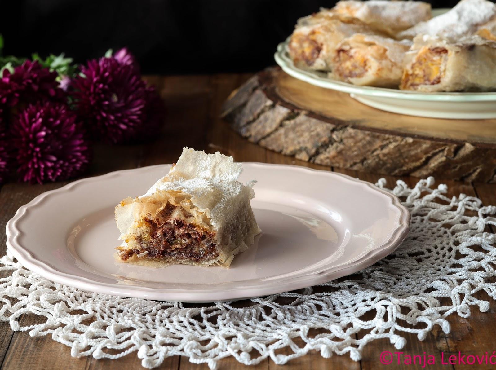 Bundevara / Domestic pumpkin pie