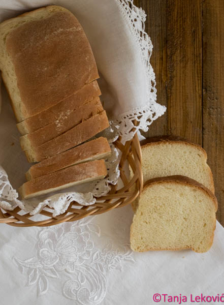 Vekna hleba / Bread loaf