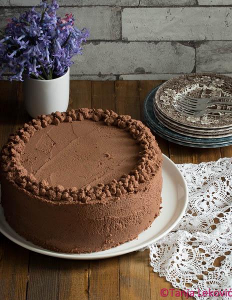 Policajac torta / Old fashion chocolate cake