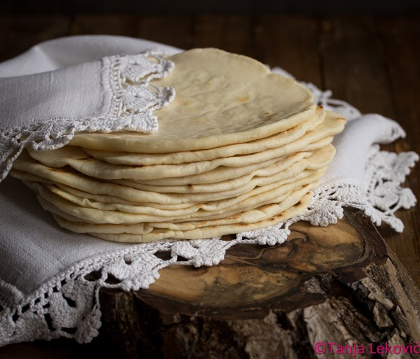 Tortilje / Tortillas