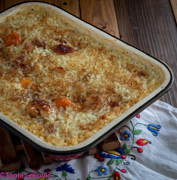 Pilav / Domestic Pilav