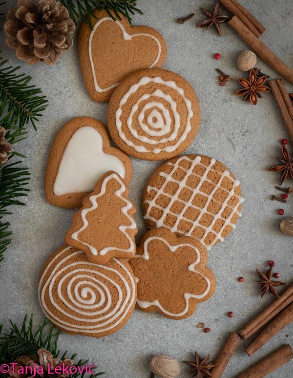 Medenjaci / Gingerbread cookies