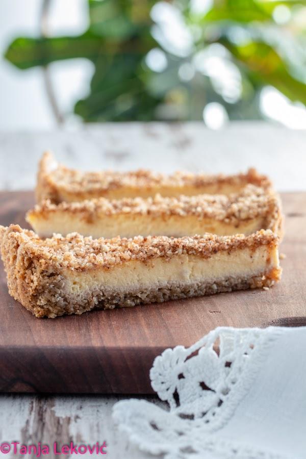 Tart sa orasima i sirom / Walnuts and cheese tart