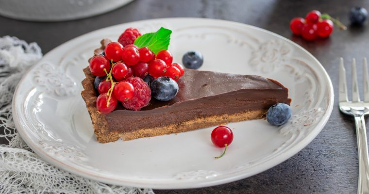 Čokoladni tart