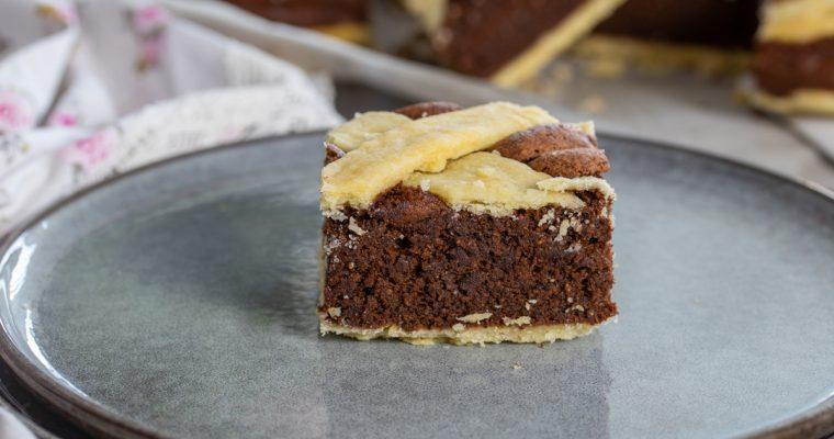 Prhki kolač sa rogačem