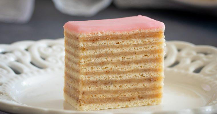 Rozen torta od domaćih kora